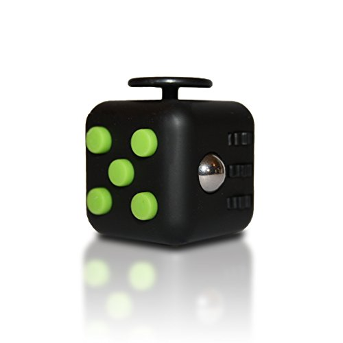 Ultra-Strong-Fidget-Cube-by-Wedual-Made-of-High-end-Silicone-Available-in-13-Colors-Twiddle-Dice-Toy-reliefs-Stress-Anxiety-ADHD-and-Boredom-Amazon-Prime-Perfect-for-adults-and-children-0-0