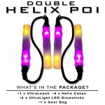 UltraPoi–Double-Helix-Poi-LED-Poi-Set-Best-Light-Up-Glow-Poi-Flow-Rave-Dance-Spinning-Light-Toy-0-0