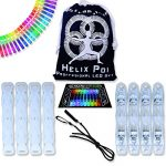 UltraPoi–Double-Helix-Poi-LED-Poi-Set-Best-Light-Up-Glow-Poi-Flow-Rave-Dance-Spinning-Light-Toy-0