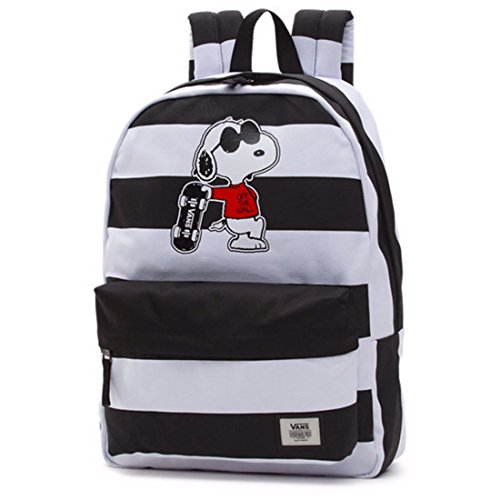 VANS Peanuts Realm Backpack Joe Cool School Bag VA3AOWO2U LIMITED ...
