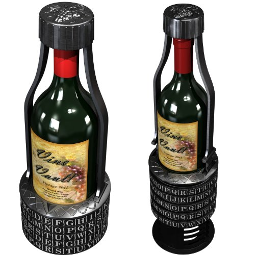 Vino-Vault-Wine-Holder-Puzzle-Wine-Game-Deluxe-Set-with-Spin-the-Bottle-Trivia-Game-0-2