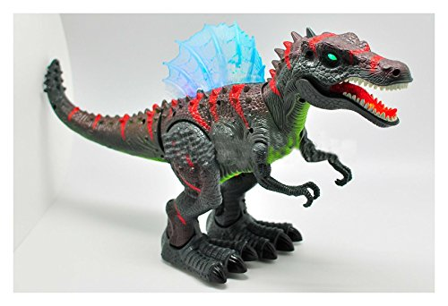 Walking-Dinosaur-Spinosaurus-Kids-Light-Up-Toy-Figure-Sounds-Real-Movement-LED-Glow-In-The-Dark-0-2