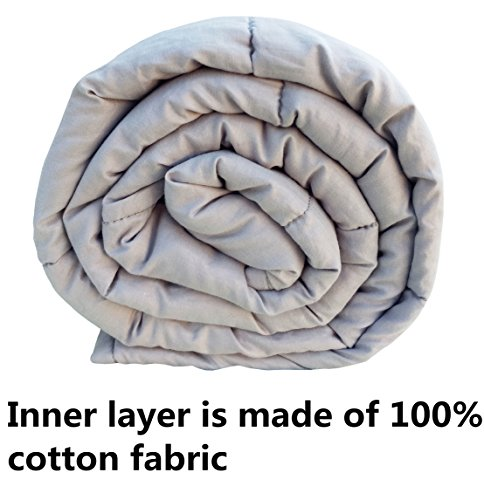 Weighted-Blanket-Gravity-Sensory-Heavy-Throw-Cotton-Cozy-Bed-Blankets-Adults-Kids-for-Calming-Comfort-Deeper-Better-Faster-Sleep-Reduce-Stress-Anxiety-Relaxing-Muscles-Nervous-System-0-1