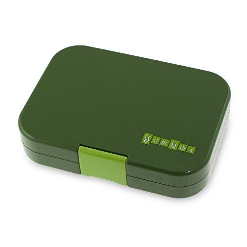 Yumbox Original Brooklyn Green Leakproof Bento Lunch Box