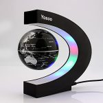 Yosoo-C-shape-Decoration-Magnetic-Levitation-Floating-Globe-World-Map-0