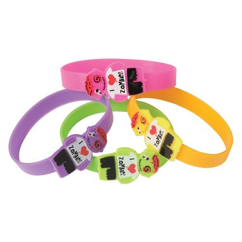 ZOMBIE-ZEKE-SILICONE-BRACELETS-SOLD-BY-8-DOZENS-0