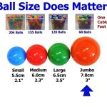 1000-pcs-Commercial-Grade-Heavy-Duty-Crush-Proof-Plastic-Ball-Pit-Balls-in-Bright-Colors-Jumbo-3-Phthalate-Free-BPA-Free-non-PVC-non-Recycled-non-Toxic-0-1