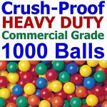 1000-pcs-Commercial-Grade-Heavy-Duty-Crush-Proof-Plastic-Ball-Pit-Balls-in-Bright-Colors-Jumbo-3-Phthalate-Free-BPA-Free-non-PVC-non-Recycled-non-Toxic-0
