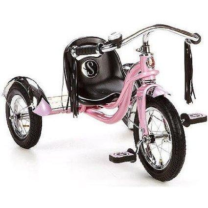 12-Schwinn-Roadster-Trike-With-Custom-Mustache-Cruiser-Handlebars-with-Long-Tassels-Pink-0-1