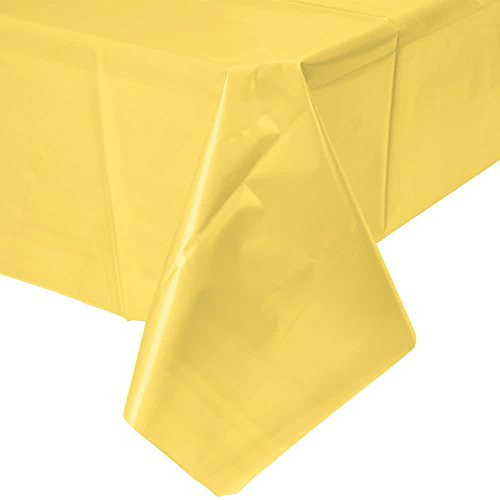 1252-108-x-54-Mimosa-Yellow-Disposable-Plastic-Table-Cover-12Case-By-TableTop-King-0