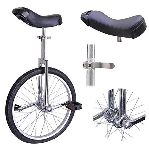 20-inch-Wheel-Unicycle-Chrome-0-0