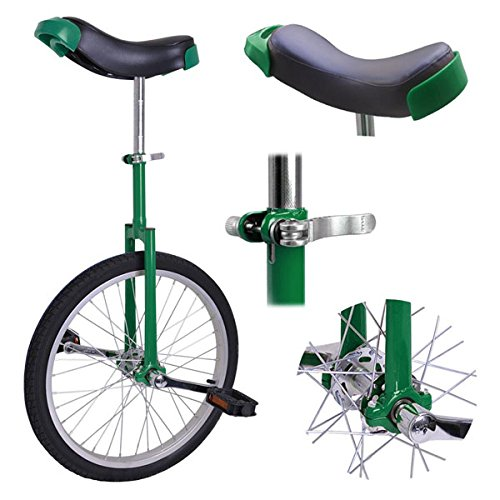 20-inch-Wheel-Unicycle-Green-0-0