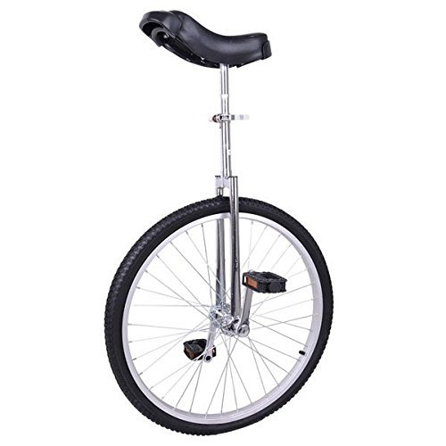 24-Inch-24-Unicycle-Cycling-Bike-With-Adjustable-Saddle-Seat-0