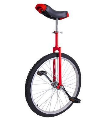 24-inch-Wheel-Unicycle-Red-0-1