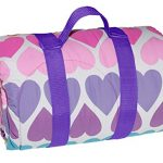 3C4G-Rainbow-Hearts-Reversible-Sleeping-Bag-0-0
