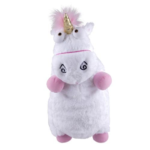 3d Ride Agnes Fluffy Unicorn Pillow Plush Large 22 Hobby Leisure Mall
