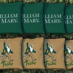 8-College-of-William-Mary-Tribe-Regulation-Corn-Filled-Cornhole-Bags-0