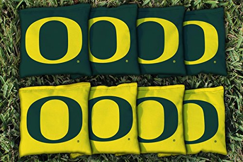 8-Oregon-Ducks-Regulation-Corn-Filled-Cornhole-Bags-0