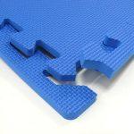 96-Square-Feet-24-tiles-borders-We-Sell-Mats-2-x-2-x-38-Anti-Fatigue-Interlocking-EVA-Foam-Exercise-Gym-Flooring-Blue-Available-0-1