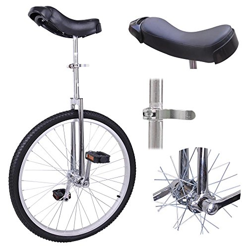 AW-24-Inch-Wheel-Unicycle-Leakproof-Butyl-Tire-Wheel-Cycling-Outdoor-Sports-Fitness-Exercise-Health-0-0