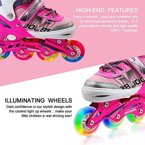 Adjustable-Inline-Skates-for-Kids-Otw-Cool-Girls-Rollerblades-with-All-Wheels-Light-up-Safe-and-Durable-inline-roller-skates-for-Girls-0-0