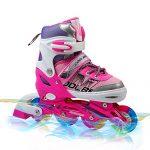 Adjustable-Inline-Skates-for-Kids-Otw-Cool-Girls-Rollerblades-with-All-Wheels-Light-up-Safe-and-Durable-inline-roller-skates-for-Girls-0