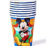 American-Greetings-Mickey-Mouse-Clubhouse–Paper-Party-Cups-8-Count-Party-Supplies-Novelty-0-0