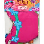 American-Greetings-Trolls-Paper-Headbands-8-Count-0-0