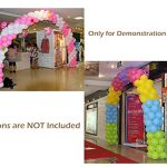 Balloon-Arch-Kit-8FT-Tall-18Ft-Wide-Easy-DIY-Frame-Base-and-Pole-with-e-Instruction-for-Birthday-Wedding-Events-Party-Decoration-0-0