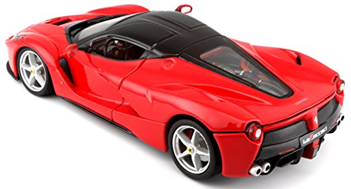 Bburago-124-Scale-Ferrari-Race-and-Play-LaFerrari-Diecast-Vehicle-Colors-May-Vary-0-1