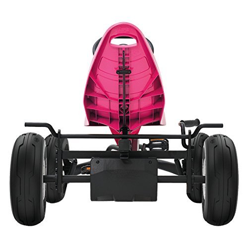Berg-Pedal-Go-Kart-Compact-Pink-BFR-0-1