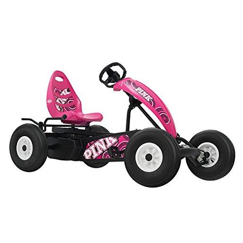 Berg-Pedal-Go-Kart-Compact-Pink-BFR-0