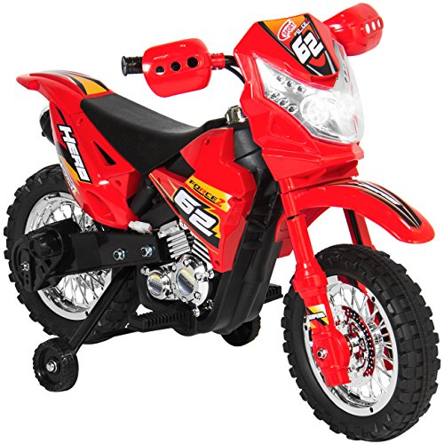 Best Toy Dirt Bikes For Kids : Best choice products v electric kids ride on motorcycle