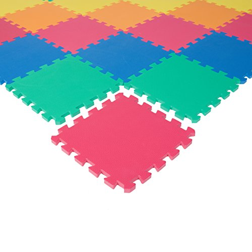 Best Choice Products Rainbow Interlocking Eva Foam Baby