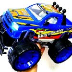 Big-Foot-Monster-Truck-W-Lights-and-Sounds-Childrens-Kids-Friction-Toy-Truck-Ready-To-Run-High-Speed-4WD-Climbing-No-Batteries-Required-0