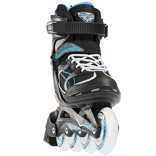 Bladerunner-by-Rollerblade-Advantage-Pro-XT-Womens-Adult-Fitness-Inline-Skate-Black-and-Light-Blue-Inline-Skates-0-1
