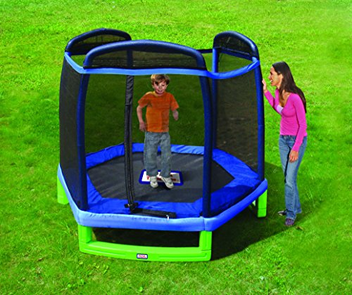 Bounce Pro Trampoline Replacement Springs: Bounce Pro 7ft Trampoline Combo