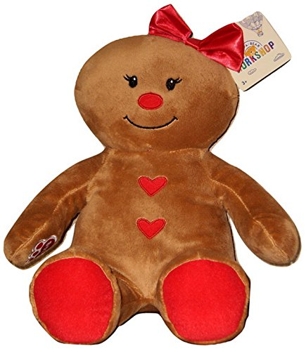 Image Result For Build A Bear Gingerbread Girl