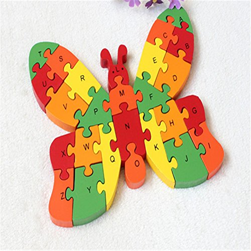 Butterfly-26-Piece-English-Letters-Digital-Cognitive-Wooden-Jigsaw-Puzzle-Game-Children-Logical-Thinking-Sudoku-Puzzles-0-1