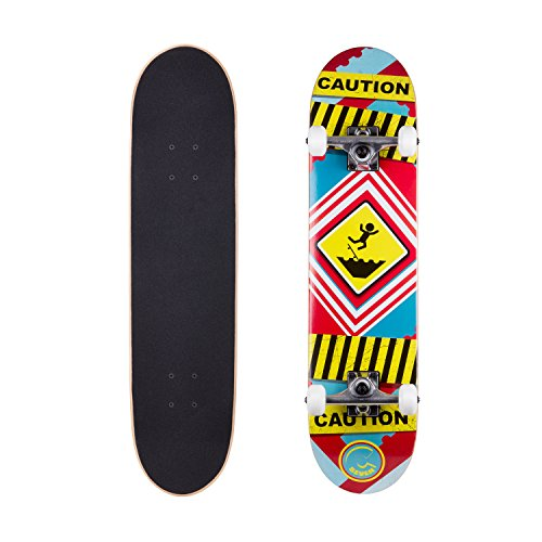 Cal-7-Complete-75-Inch-Popsicle-Double-Kicktail-Skateboard-in-Various-Designs-0