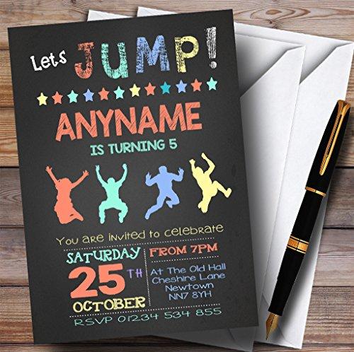 Chalk-Pastel-Boys-Trampoline-Childrens-Birthday-Party-Invitations-0
