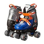 Chicago-Boys-Adjustable-Quad-Roller-Skate-BlueSilver-0