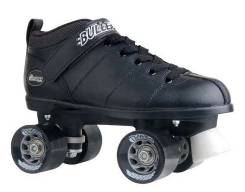 Chicago-Bullet-Mens-Speed-Skate-Size-9-Black-0