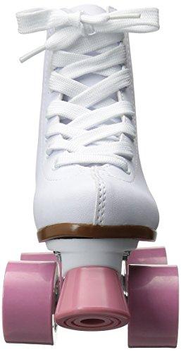 Chicago-Girls-Classic-Roller-Skates–White-Rink-Skates-0-2