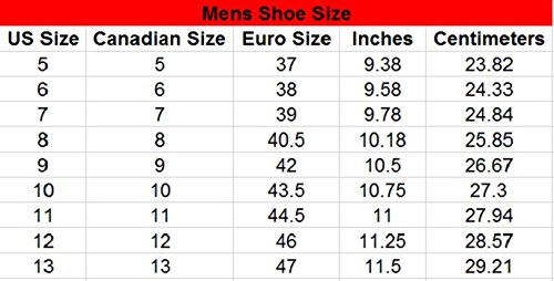 Chicago-Mens-Leather-Lined-Rink-Skate-Size-10-BLACK-0-0
