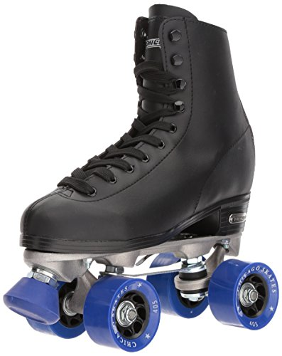 Chicago-Mens-Roller-Rink-Skates-Black-Size-1-0