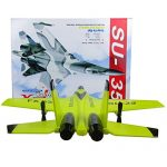 Children-Toy-Deklong-FX-823-24G-2CH-RC-Airplane-Glider-Remote-Control-Plane-Outdoor-Aircraft-Adult-Toy-0-0
