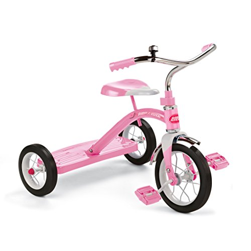 Classic-Pink-Tricycle-0
