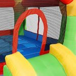 Cloud-9-Mighty-Bounce-House-Inflatable-Bouncing-Jump-and-Slide-with-Air-Blower-Castle-Theme-0-0