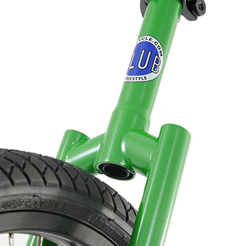 Club-20-Freestyle-Unicycle-Green-0-2